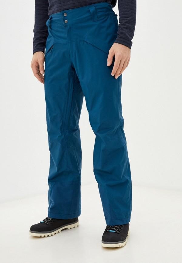 мужские брюки patagonia, бирюзовые