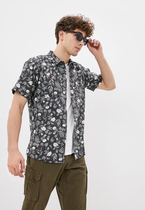 мужская рубашка patagonia, серая