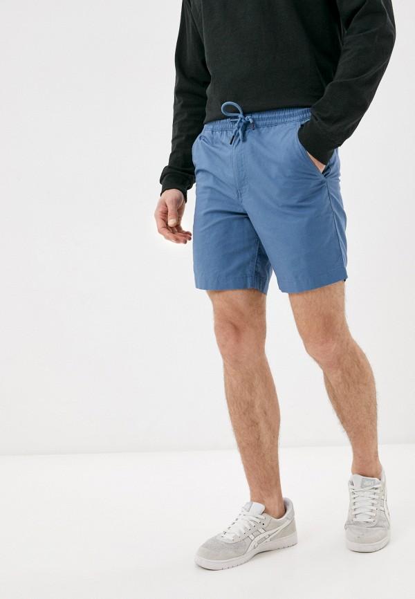 мужские шорты patagonia, голубые