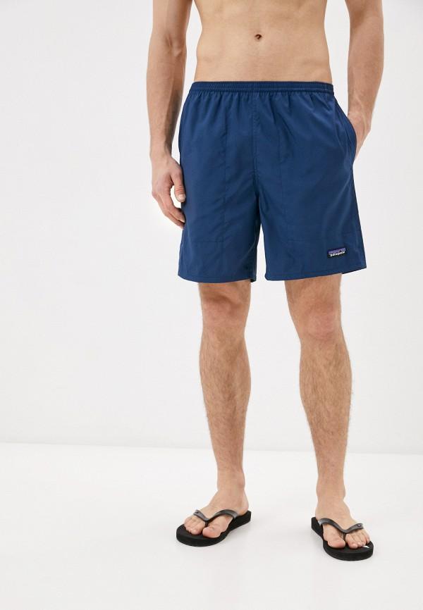 мужские спортивные шорты patagonia, синие