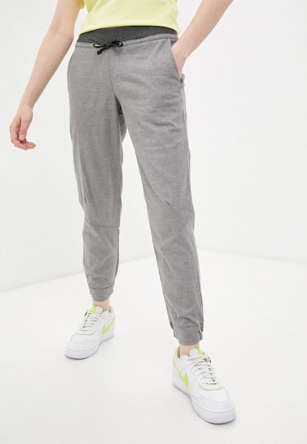 женские брюки patagonia, серые