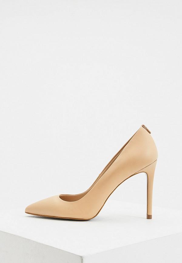 женские туфли patrizia pepe, бежевые