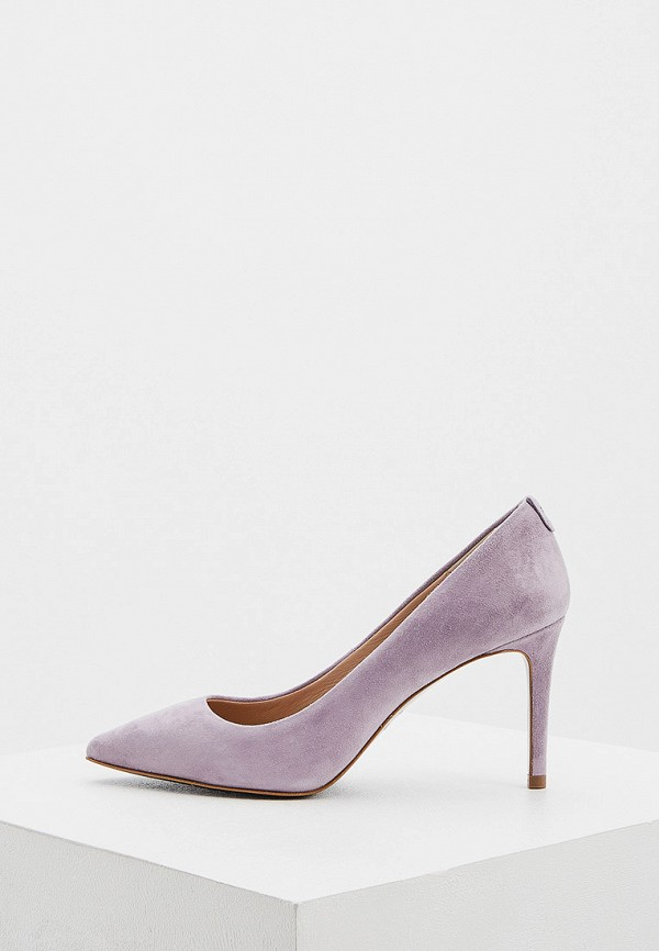 женские туфли patrizia pepe, фиолетовые