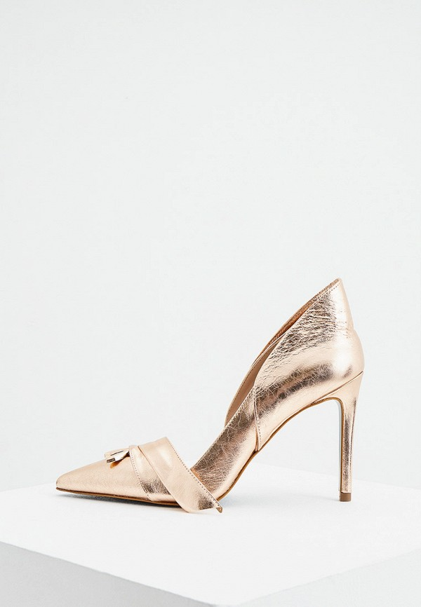 женские туфли patrizia pepe, розовые