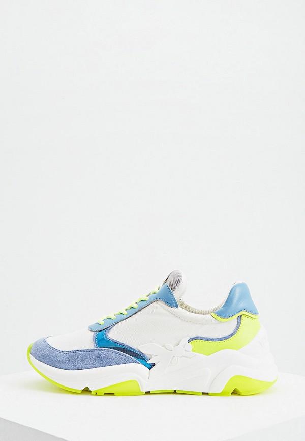 женские кроссовки patrizia pepe, разноцветные