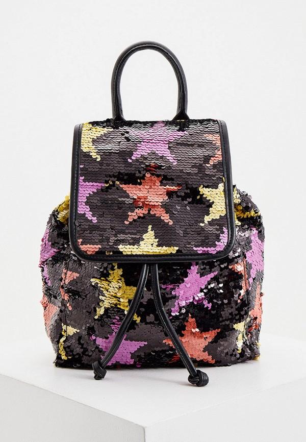рюкзак patrizia pepe для девочки, черный