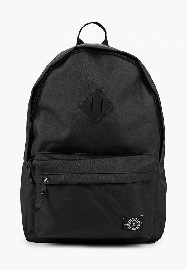 женский рюкзак parkland, черный