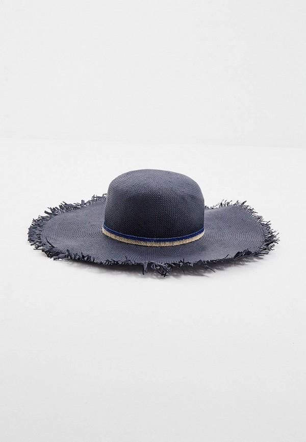 женская шляпа patrizia pepe, серая