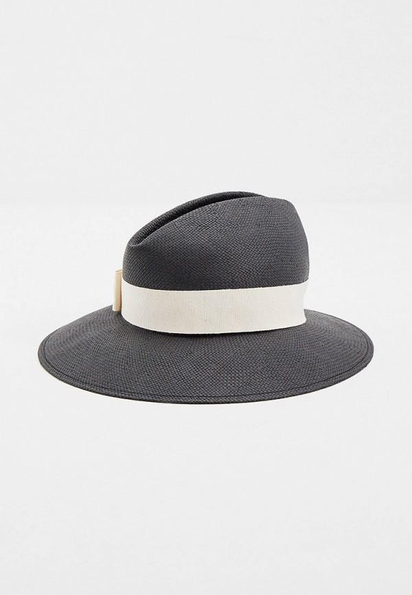 женская шляпа patrizia pepe, черная