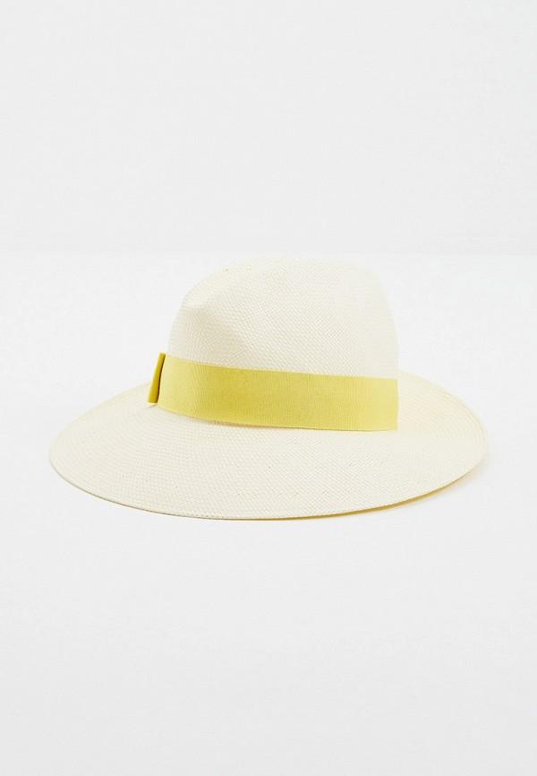 женская шляпа patrizia pepe, белая