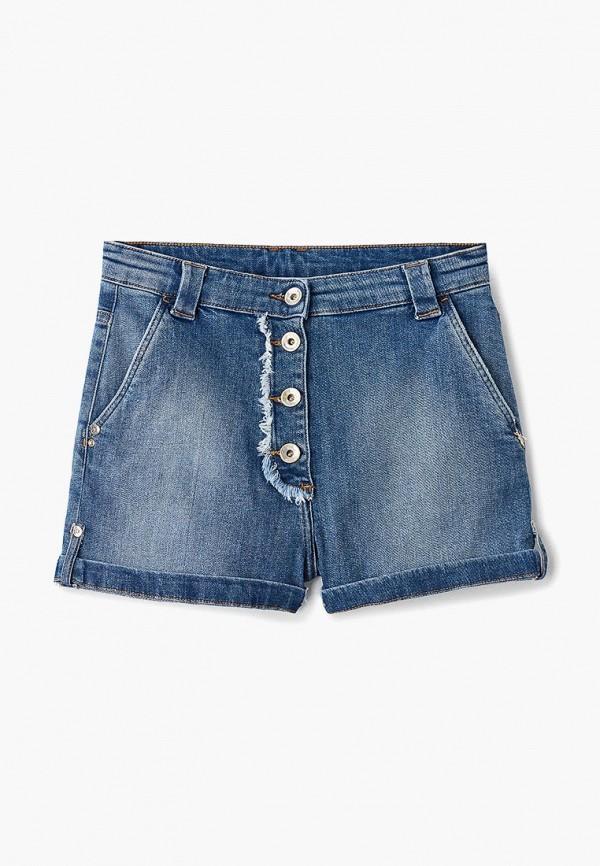цена Шорты джинсовые Patrizia Pepe Patrizia Pepe PA748EGELMC7
