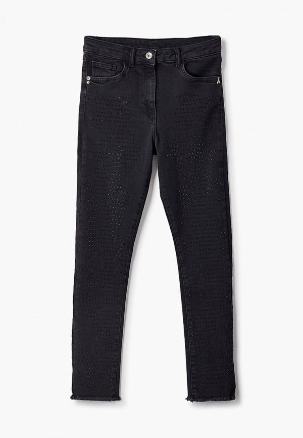 джинсы patrizia pepe для девочки, серые