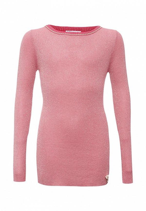 джемпер patrizia pepe для девочки, розовый