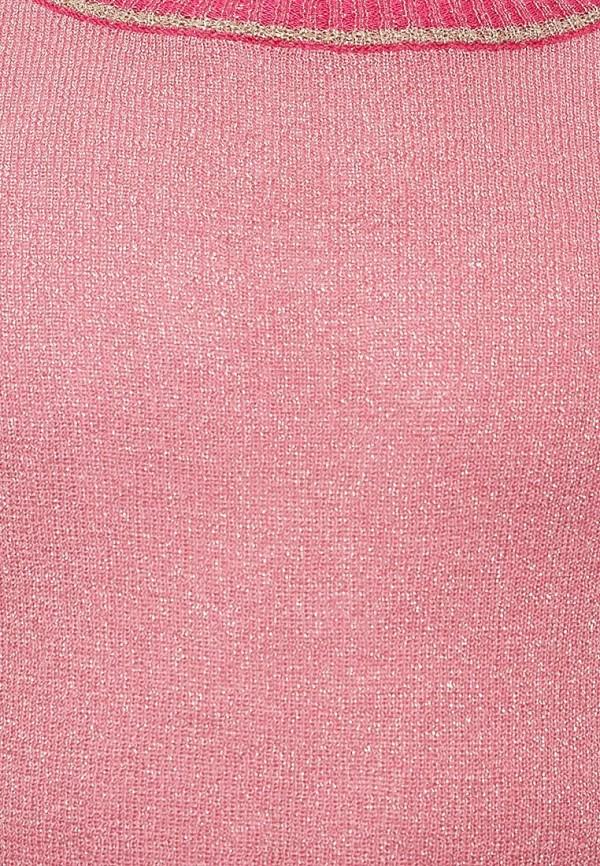 Фото 3 - Джемпер Patrizia Pepe розового цвета