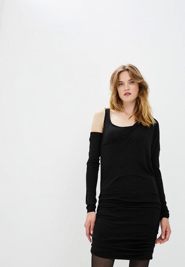 Фото - женское платье Patrizia Pepe черного цвета