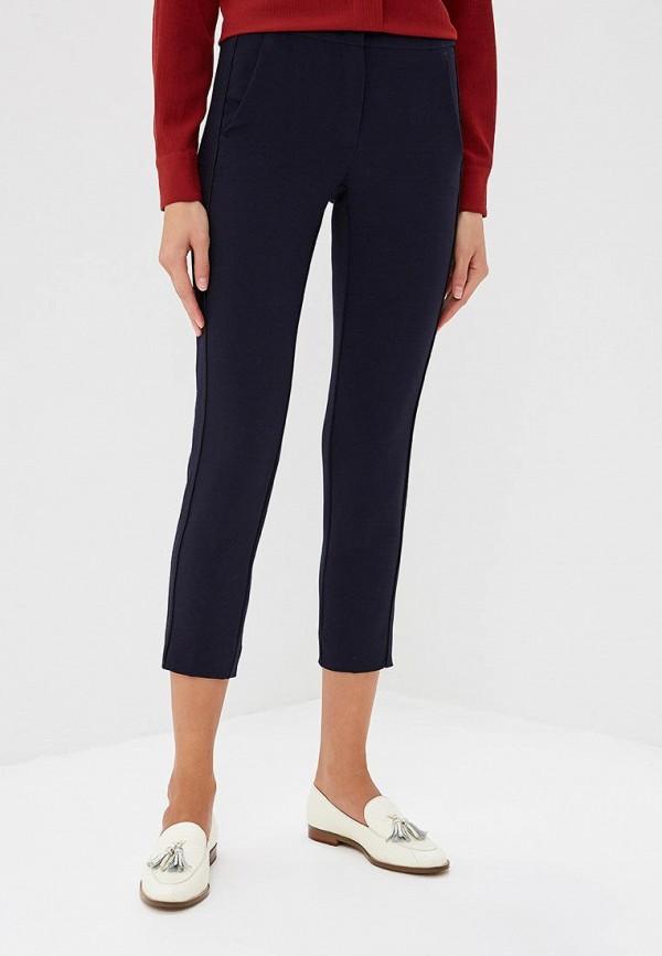 Фото - женские брюки Patrizia Pepe цвета хаки