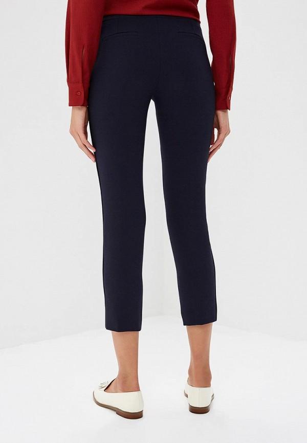 Фото 3 - женские брюки Patrizia Pepe цвета хаки