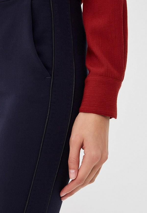 Фото 4 - женские брюки Patrizia Pepe цвета хаки
