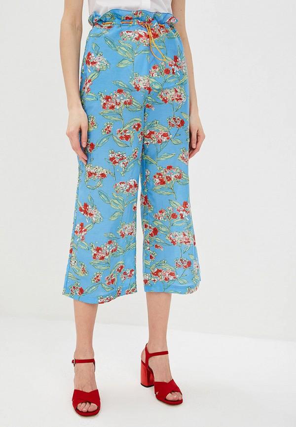 женские брюки patrizia pepe, голубые