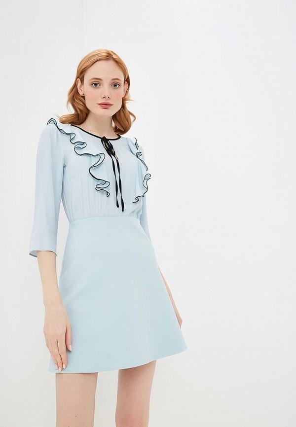 Платье Patrizia Pepe Patrizia Pepe PA748EWEYKQ4 patrizia pepe блузка