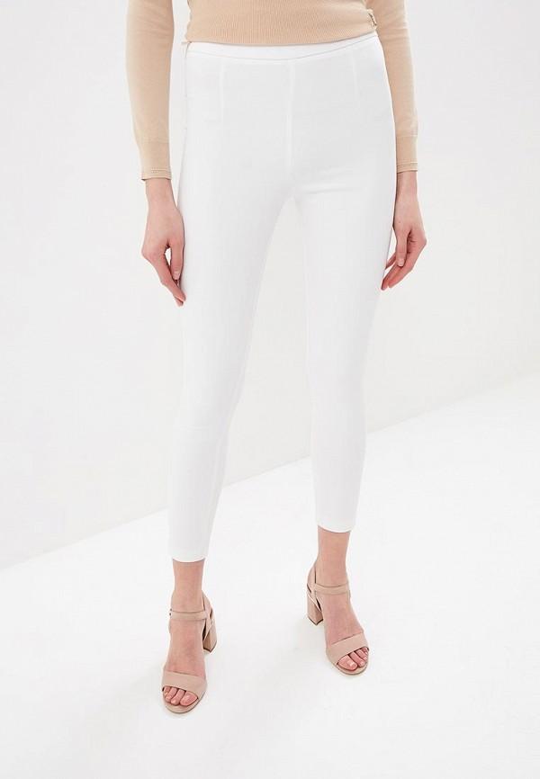 женские повседневные брюки patrizia pepe, белые