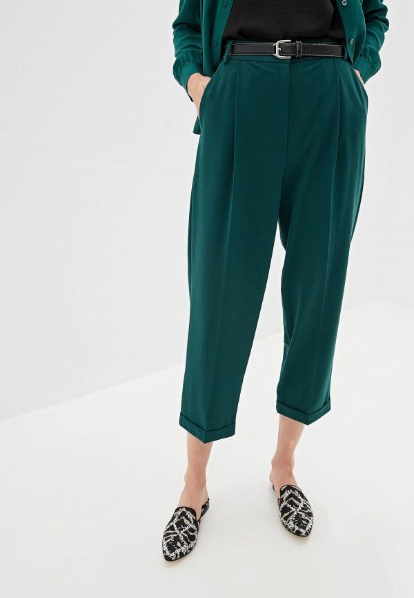 женские брюки patrizia pepe, зеленые