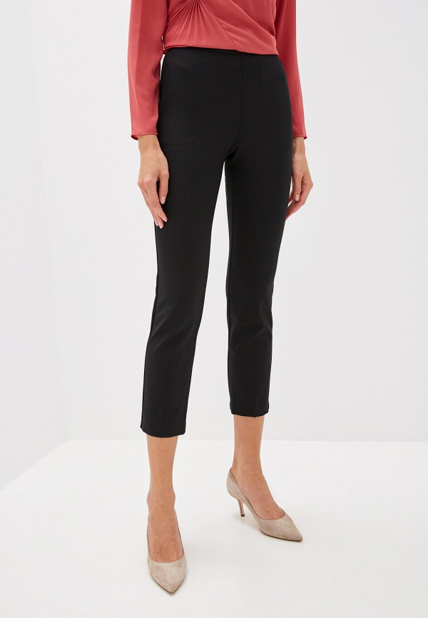 женские классические брюки patrizia pepe, черные