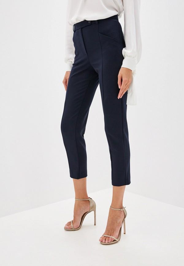 женские брюки patrizia pepe, синие