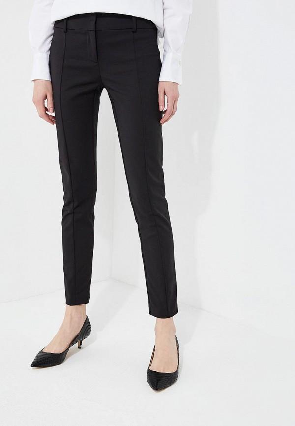 мужские зауженные брюки patrizia pepe, черные