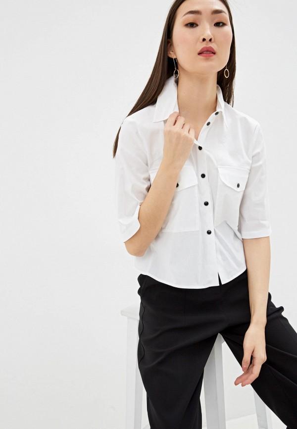 женская рубашка patrizia pepe, белая