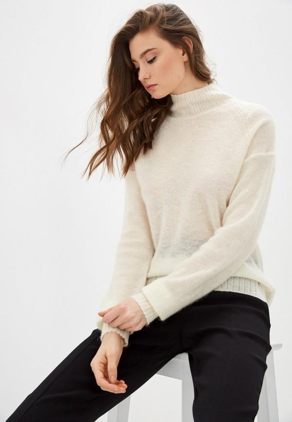 женский свитер patrizia pepe, белый
