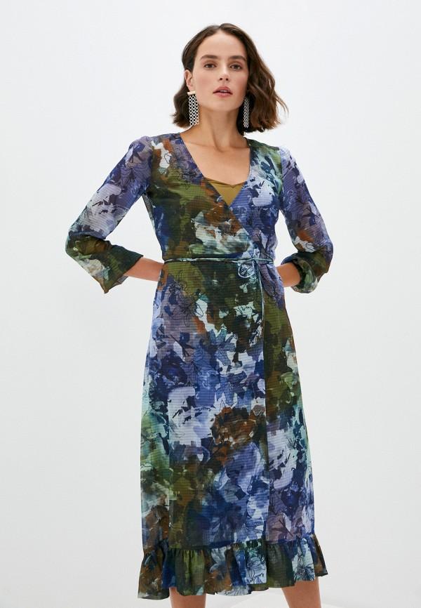 женское платье patrizia pepe, разноцветное