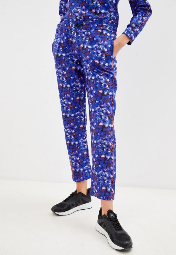 женские спортивные брюки patrizia pepe, синие