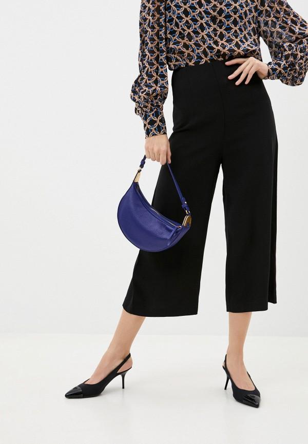 женские брюки patrizia pepe, черные