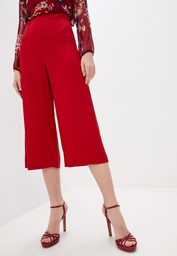 женские брюки patrizia pepe, красные