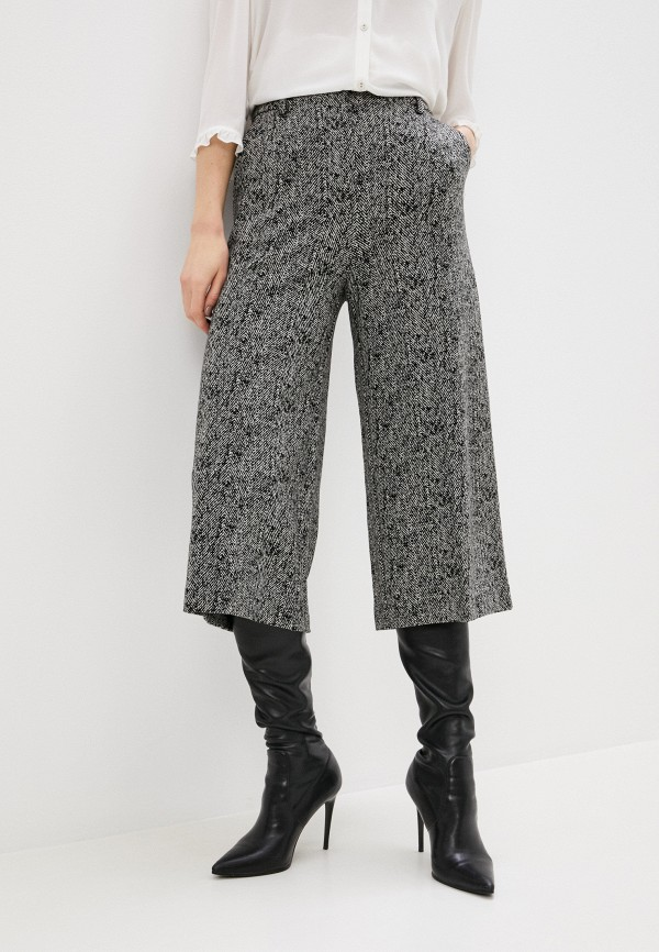 женские брюки patrizia pepe, серые