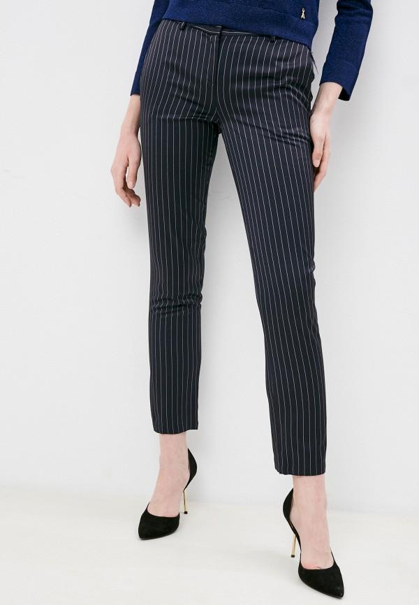 женские повседневные брюки patrizia pepe, синие
