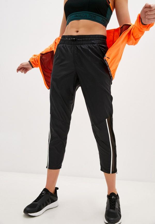 женские спортивные брюки patrizia pepe, черные