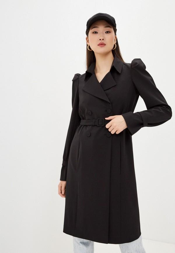 женское платье-пиджаки patrizia pepe, черное