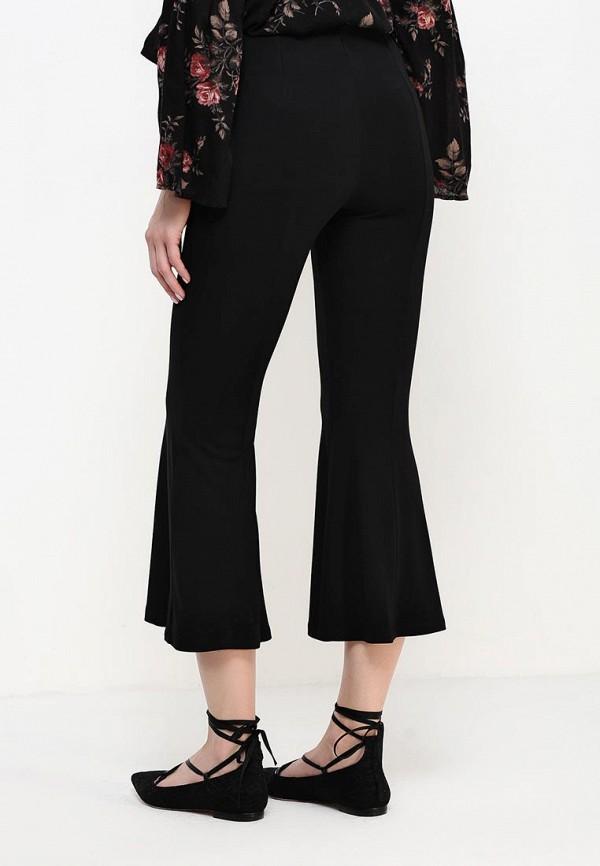 Фото 8 - женские брюки Patrizia Pepe черного цвета
