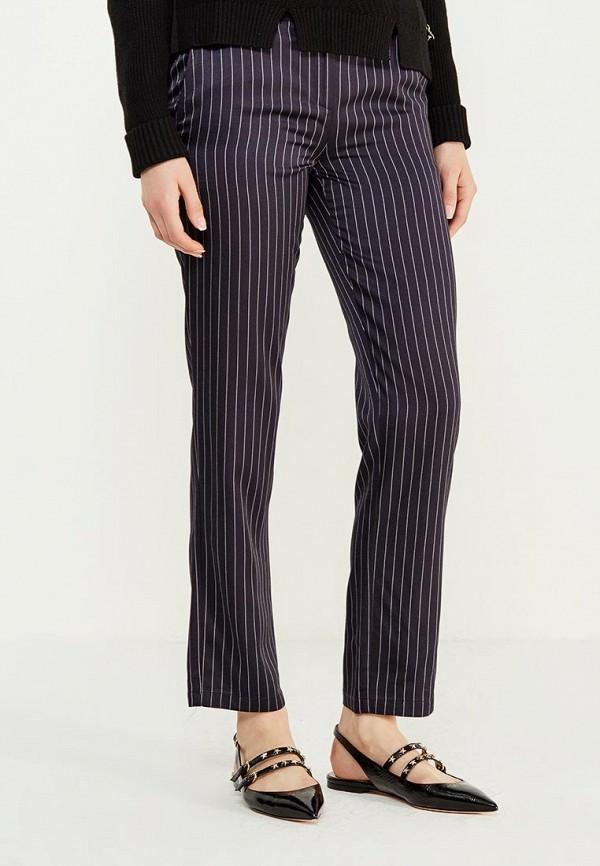 женские зауженные брюки patrizia pepe, синие