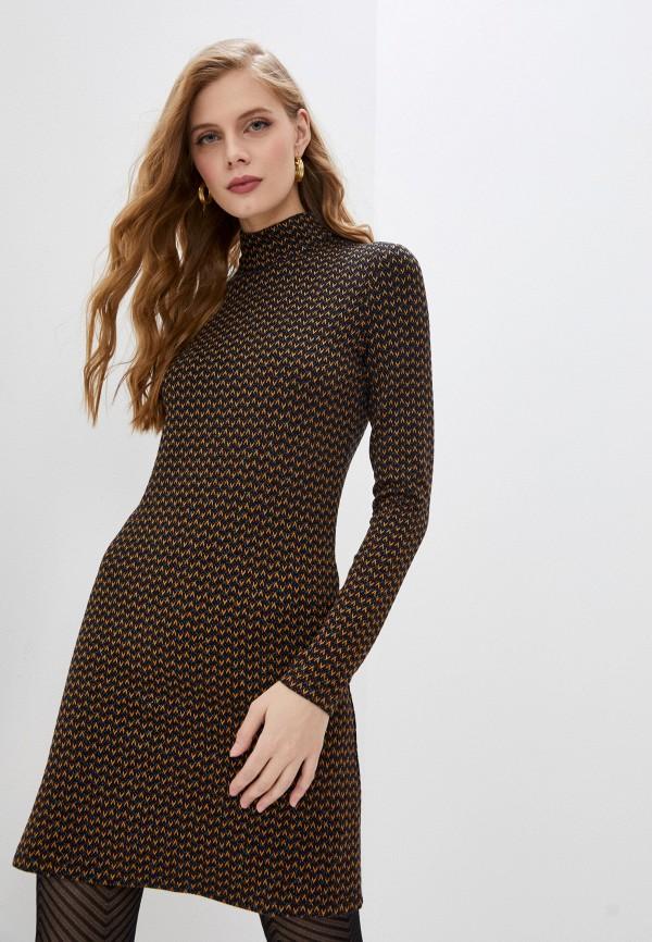 женское платье paul & joe, черное