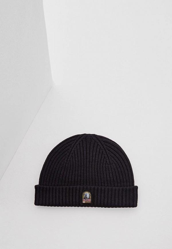 мужская шапка parajumpers, черная