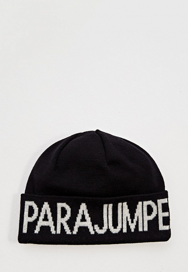 женская шапка parajumpers, черная