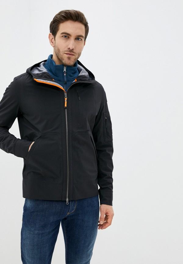 мужская куртка parajumpers, черная