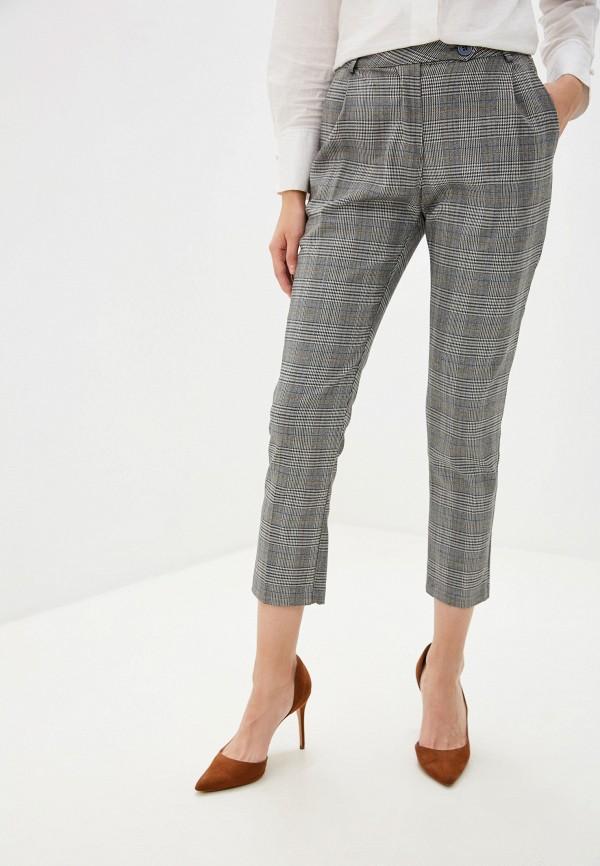 женские классические брюки pdk, серые