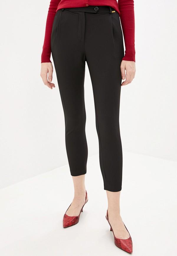 женские классические брюки pdk, черные