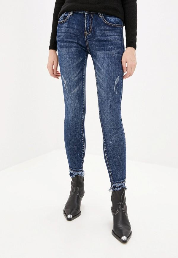 женские джинсы pdk, синие