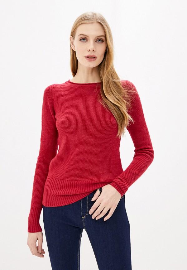 женский джемпер pdk, бордовый