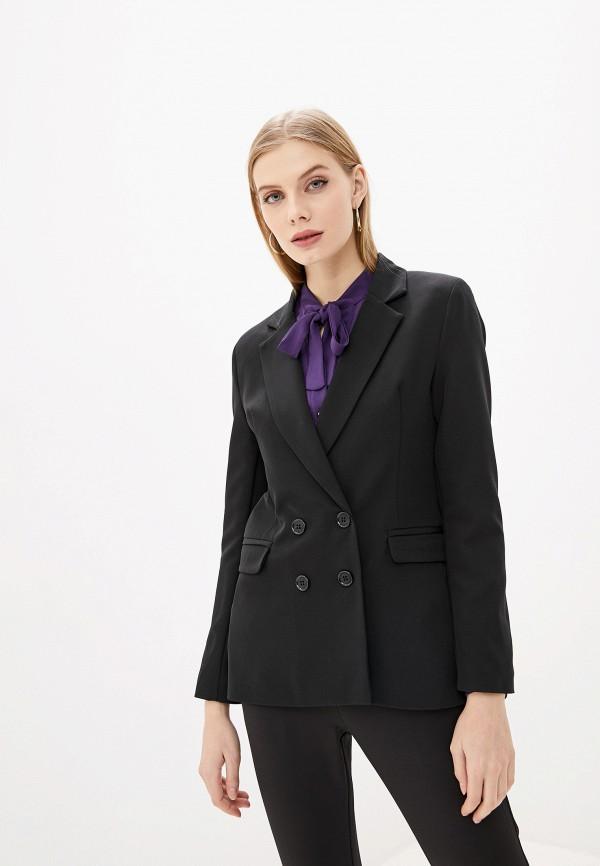 женский пиджак pdk, черный
